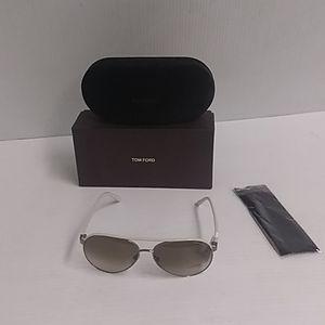 Tom Ford sunglasses silvano TF 112 aviator style